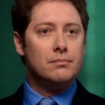 James Spader as Alan Shore in Boston Legal