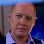 James Spader as Red Reddington in The Blacklist