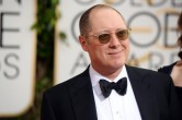 James Spader at the Golden Gobes in 2014