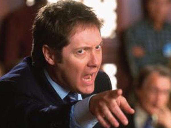 "Boston Legal: James Spader as Alan Shore – ""Did YOU kill..."""