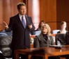 Boston Legal: James Spader as Alan Shore – In court w Shirley (Candice Bergen)