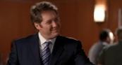 Boston Legal: James Spader as Alan Shore – Not Amused