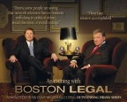 Boston Legal: James Spader & Wm Shatner – Emmies promo