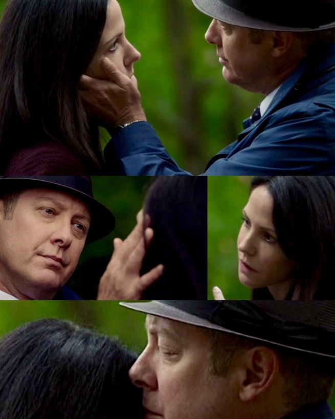 James Spader and Mary-Louise Parker, The Blacklist (Dr Linus Creel 2:4)