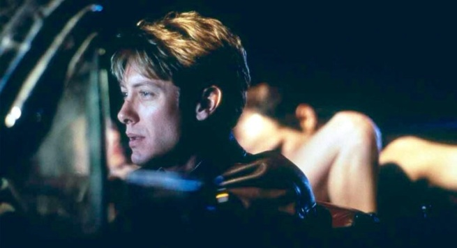 James Spader, Elias Koteas & someone else in Crash