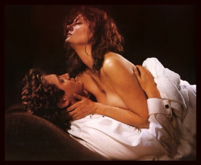 James Spader and Susan Sarandon in White Palace