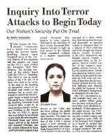 Newspaper clip describes escape, new Blacklister