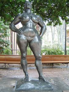 Gaston Lachaise (American (born France) 1882–1935), Standing Woman