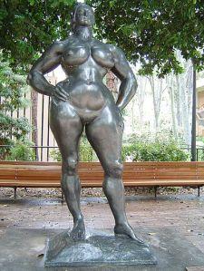 Gaston Lachaise (American (born France) 1882–1935), Standing Woman