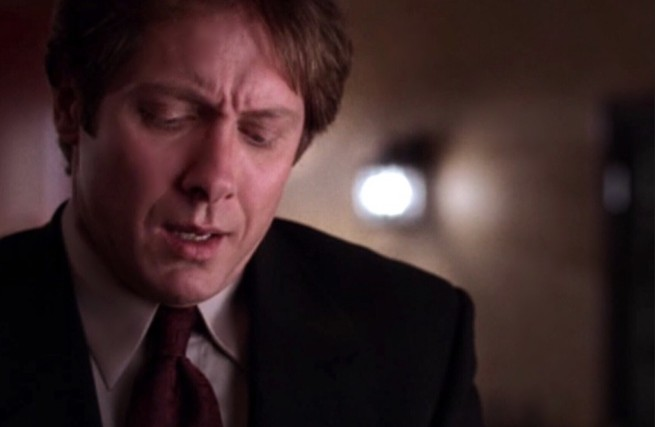 James Spader in Secretary