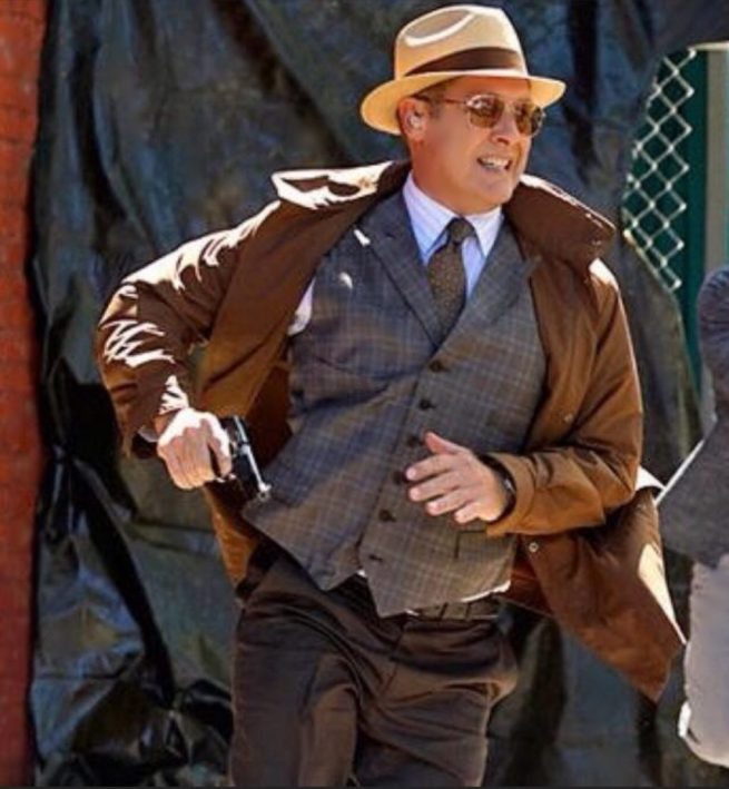 James Spader, The Blacklist [3:4 The Djinn]