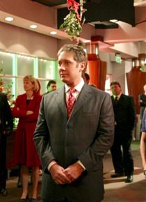 """Kiss me"" – Boston Legal"