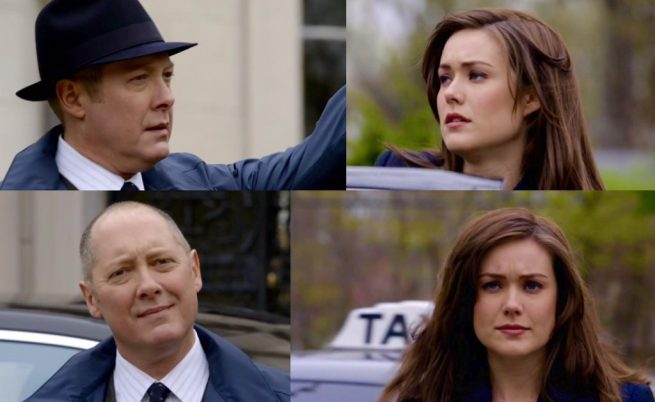 James Spader & Megan Boone [1:22 Berlin Part 2] The Blacklist