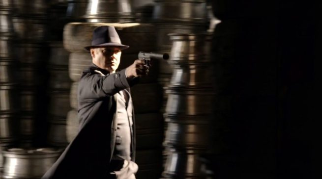 James Spader [1:22 Berlin Part 2] The Blacklist