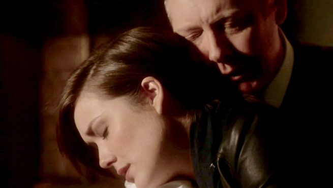 Megan Boone & James Spader, The Blacklist