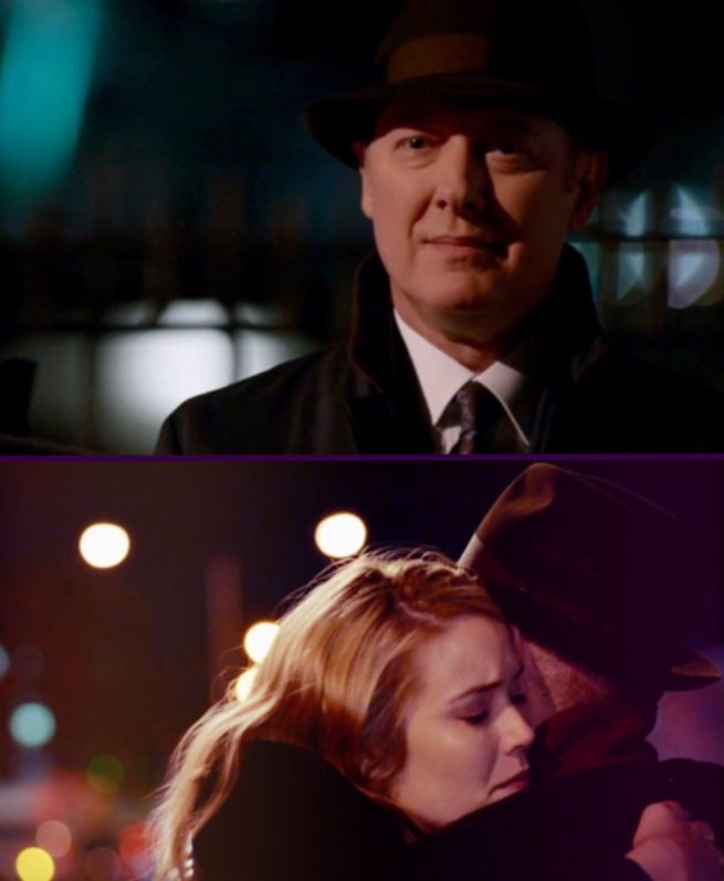 James Spader & Megan Boone [3:10 The Director Pt 2]