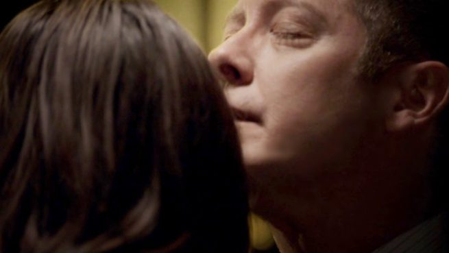 Megan Boone & James Spader [1:22 Berlin Pt 2] The Blacklist
