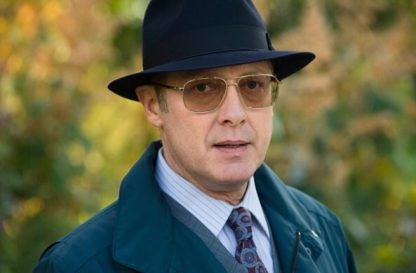 James Spader, The Blacklist (c/o Getty Images)