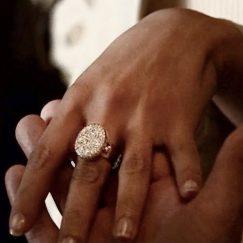 """""""May I kiss the ring?"""""""